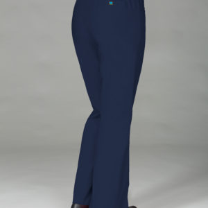 CORE LINE #26 9026  – LADIES DRAWSTROMG & BACK ELASTIC FLARE LEG PANT