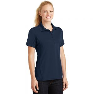 L475 SPORT-TEK® LADIES DRY ZONE® RAGLAN ACCENT POLO