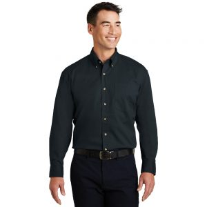 REHAB S600T PORT AUTHORITY® LONG SLEEVE TWILL SHIRT