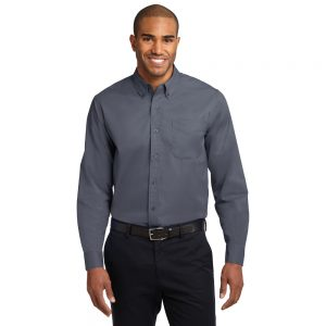 S608 PORT AUTHORITY® LONG SLEEVE EASY CARE SHIRT