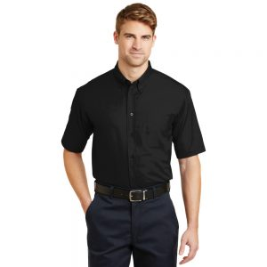 SP18 CORNERSTONE® – SHORT SLEEVE SUPERPRO TWILL SHIRT
