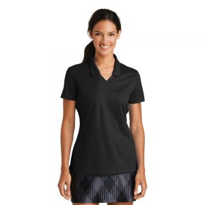 354067 LADIE'S NIKE DRI-FIT MICRO PIQUE POLO