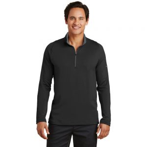 REHAB779795 MEN'S NIKE DRI-FIT STRETCH 1/2-ZIP COVER-UP – OUTPATIENT