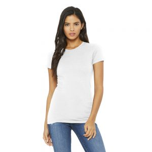 IN-HOUSE CLEARANCE 6004 BELLA FEMALE FIT T-SHIRT