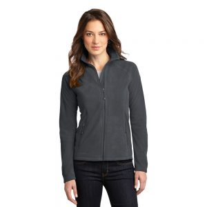 CANCEREB225 LADIES EDDIE BAUER MICROFLEECE JACKET