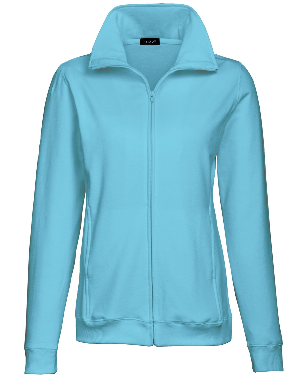 Ez337 Enza Ladies Relaxed Fit Full Zip Jacket Henry Ford