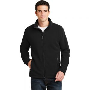 #27 F217 (UNISEX) ZIP-UP FLEECE JACKET