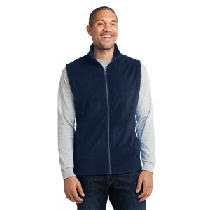 REHABF226 PORT AUTHORITY® UNISEX MICROFLEECE VEST