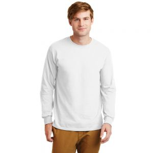 REHAB2400 ULTRA COTTON LONG SLEEVE UNISEX T-SHIRT SP