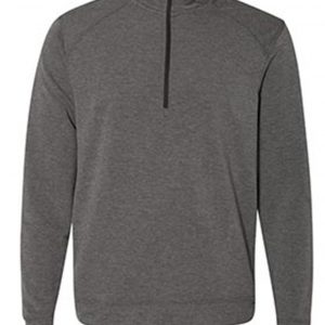 JA242 J AMERICA OMEGA STRETCH 1/4 ZIP