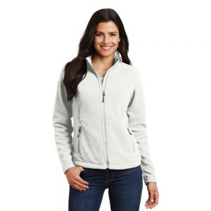 #28 L217 FEMALE ZIP-UP FLEECE JACKET
