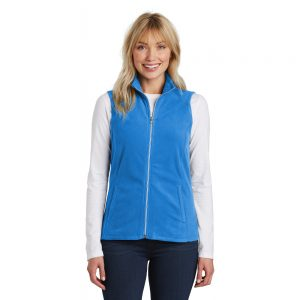 REHABL226 PORT AUTHORITY® LADIES MICROFLEECE VEST