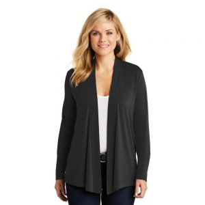 L5430 Port Authority® Ladies Concept Knit Cardigan