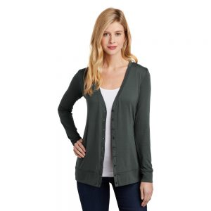 L545 PORT AUTHORITY CARDIGAN WITH 9 BUTTONS (LADIES)