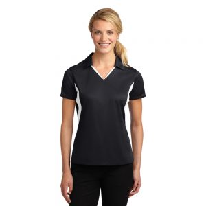 REHAB8 SPORT-TEK COLOR BLOCK DRI-WICK (LADIES)