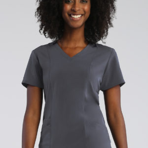 Pure 1901 – Ladies 3-Panel v-Neck Top