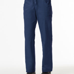 Blossom Signature 8102 – Ladies Mesh Pockets 3-Quarters Elastic Band Pant
