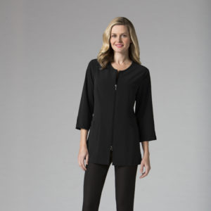 "Smart 8803 – Ladies 3/4"" Sleeve Lab Jacket"