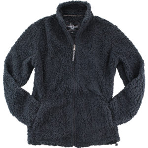 Q12 Ladies Full Zip Sherpa