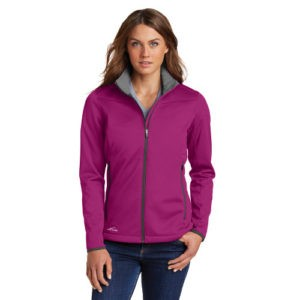 Eb539 Eddie Bauer Ladies Weather-Resist Soft Shell Jacket