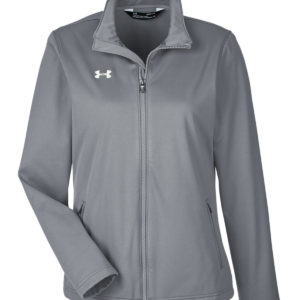 CANCER1300184 Under Armour Ladies' UA Ultimate Team Jacket