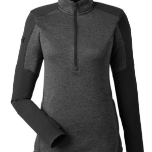1343103 Under Armour Ladies Qualifier Hybrid Corporate Quarter-Zip