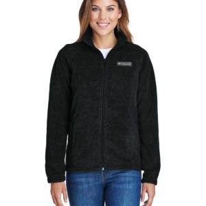 6439 Columbia Ladies' Benton Springs™ Full-Zip Fleece