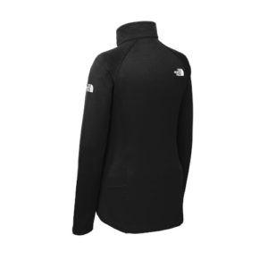 NF0A47FC The North Face ® Ladies Mountain Peaks 1/4-Zip Fleece