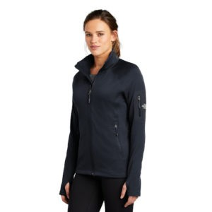CANCERNF0A47FE The North Face ® Ladies Mountain Peaks Full-Zip Fleece Jacket
