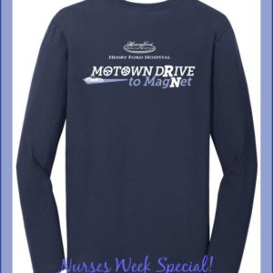 NURSES WEEK MM3 MAGNET LONG SLEEVE T-SHIRT