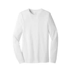 BC3501 BELLA+CANVAS ® Unisex Jersey Long Sleeve Tee